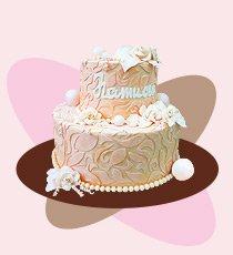 Свежие торты и торты на заказ